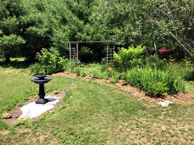 Freeport, Maine - Gardening Project